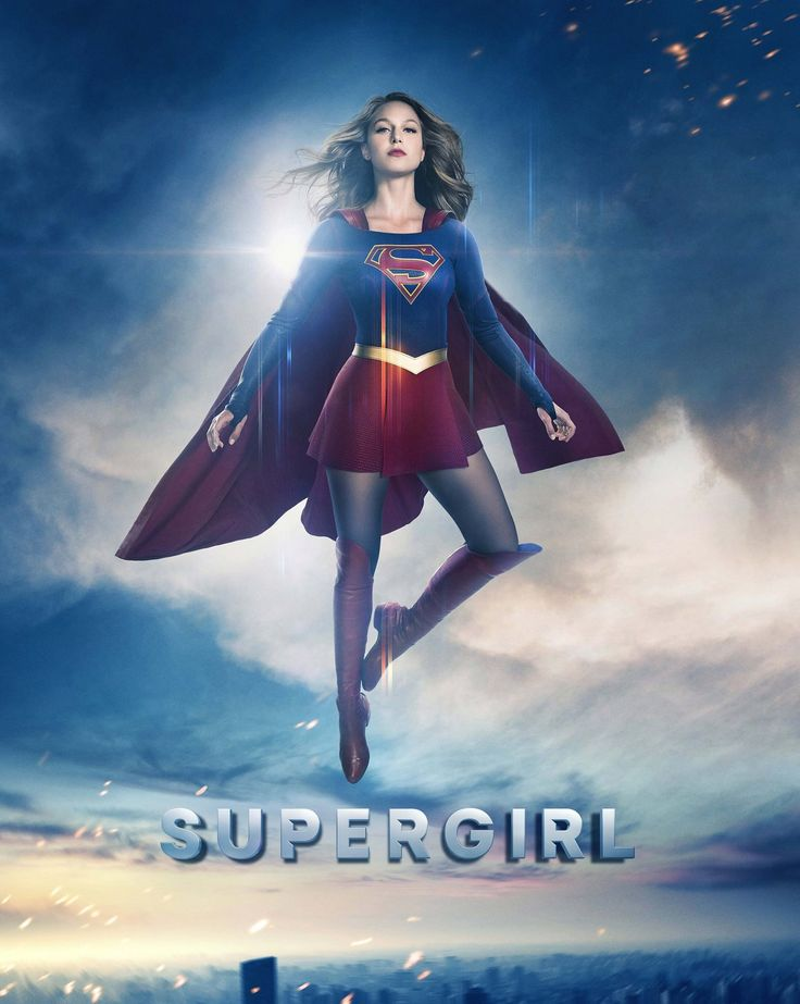 """A series of nine """"Supergirl"""" Season 2 character posters have emerged online. Included in the series are two images of Melissa Benoist as Supergirl and another of her as Kara Danvers. Al…"""