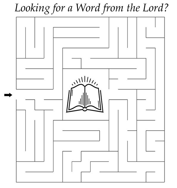 find this pin and more on bible activity sheets - Childrens Activity Pages