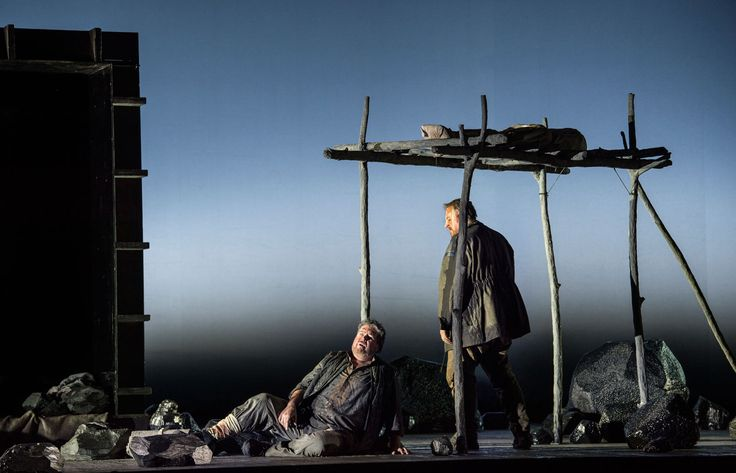 Christof Hetzer's suggestive sets for Pierre Audi's Tristan und Isolde by Richard Wagner were first seen at the Théâtre des Champs-Élysées in Paris and at the Teatro dell'Opera di Roma in 2016 where the production was largely acclaimed. The production is now at the Dutch National Opera of Amsterdam, where it can be seen until …