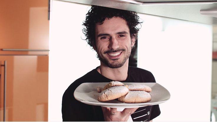 PAN DE MEJ di Marco Bianco: farina fioretto integrale, farina 1, farina di riso integrale , zucchero a velo integrale, olio di mais, yogurt di soia o latte di riso