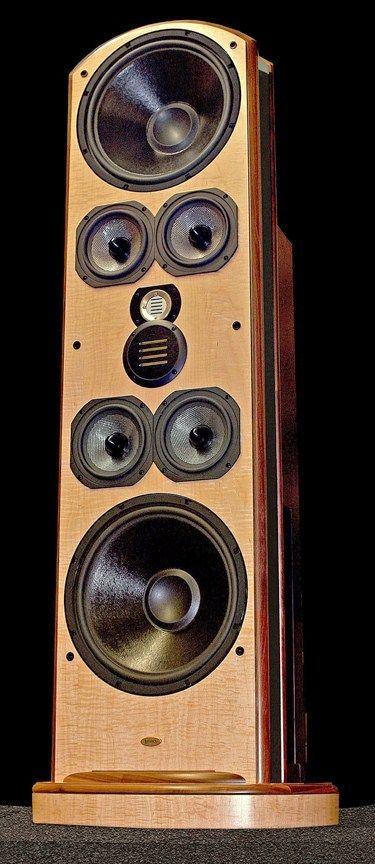 """Legacy Audio - Whisper XD ,High End Speakers""!... http://about.me/Samissomar"