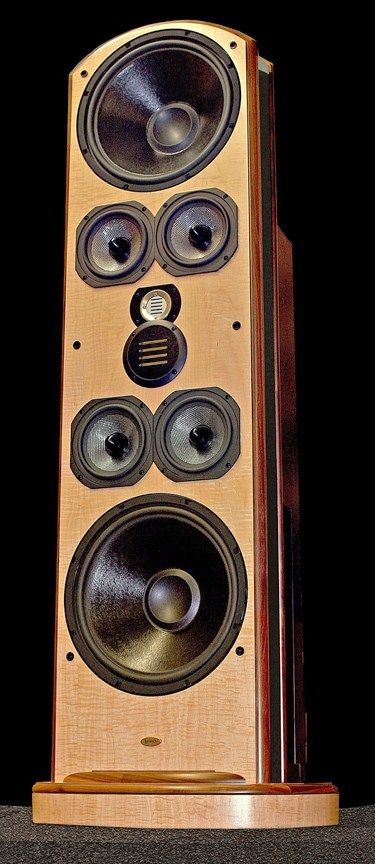"""Legacy Audio - Whisper XD ,High End Speakers""!... http://about.me/Samissomar"