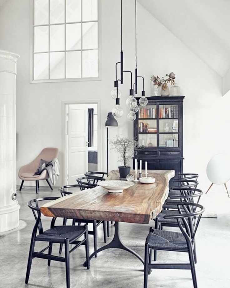 81 Best Dining Rough Luxe Images On Pinterest Dining Rooms Dinner Parties And Home Ideas