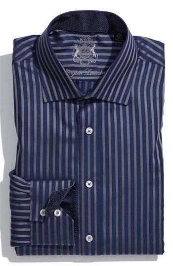 English Laundry Trim Fit Dress Shirt Casual Shirts For Men Mens Shirt Dress Mens Clothing Styles