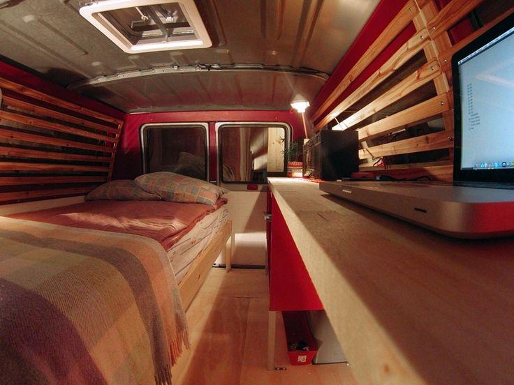 Mobile Living Vancouver Van Dwellers Nomadic Lives