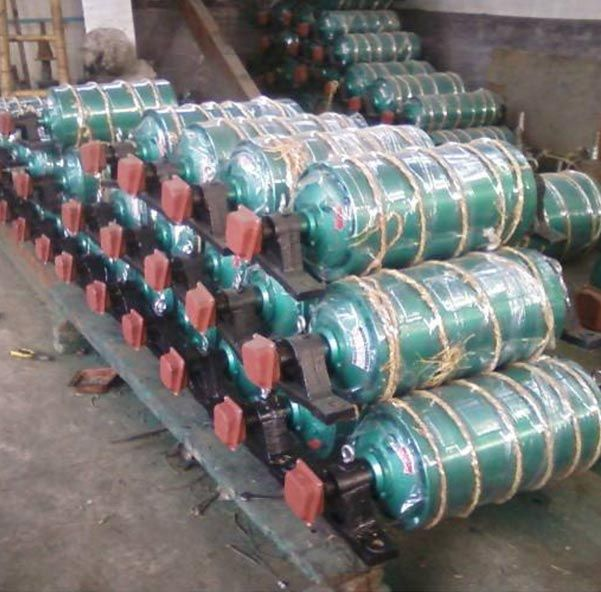 Motoriedpulley 630mm Dia Yz Type Oil Cooling Electric Pulley System Pulley Cool Stuff Conveyor
