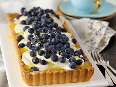 Blueberry Tart – Gluten Free