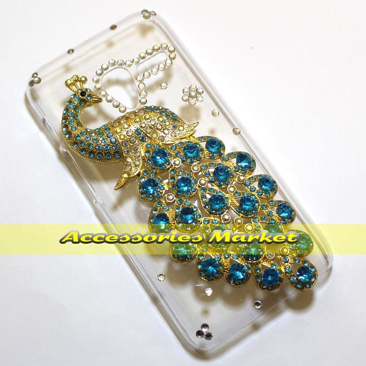 For Alcatel  OT-4027N Case Cover,Handmade Peacock Case For Alcatel One Touch Pixi 3 4.5 Inch OT-4027N 4027A 4027D 4027E 4027X