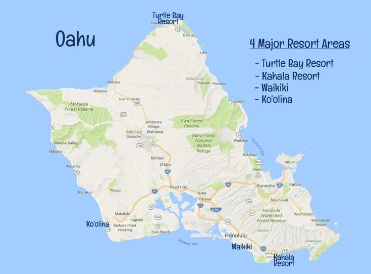 Oahu - Where to Stay - Go Visit Hawaii