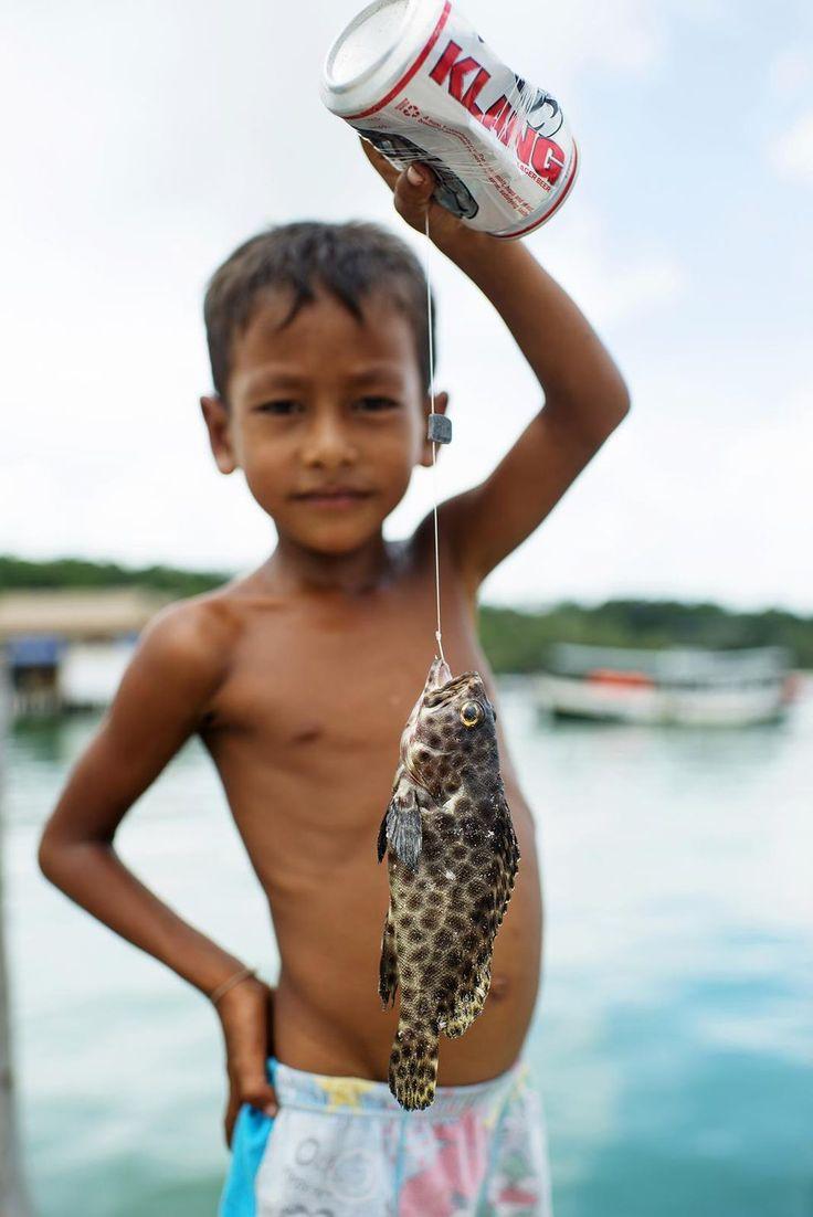 Kambodja: Visst nappar det! Foto: Jonas Gratzer.