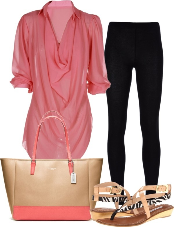 "I'd probably do different bag - ""ideasbymorena"" by analexandra83 ❤ liked on Polyvore"