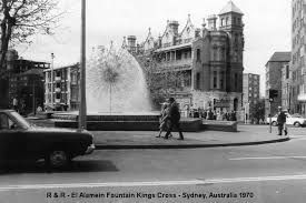 Kings Cross, Sydney~ 1970