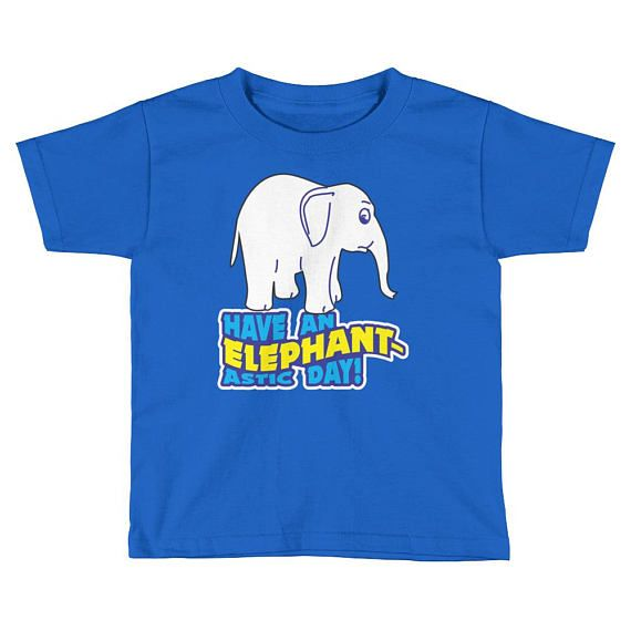 Dig the retro type treatment on this fun elephant. Great back to school or birthday item. Elephants are a symbol for autism awareness. Add a touch of kid-friendly style to your family wardrobe with this comfortable cotton classic for both boys and girls.  • 100% pre-shrunk cotton (Sport Grey is 90% cotton/10% polyester)   #elephants #kidsfashion #kidsparty #giftidea #elephantsneverforget #neverforget #autismawareness #autism #backtoschool #funnytshirt #funnytshirts #birthdayparty #giftidea