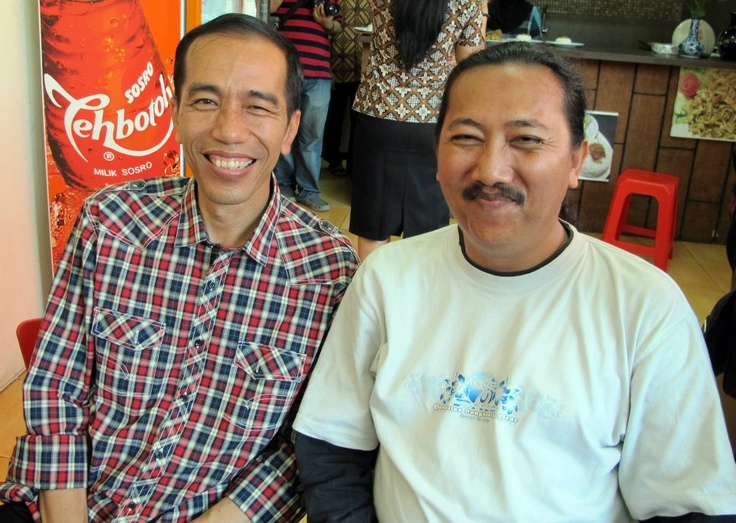 Jokowi & Me