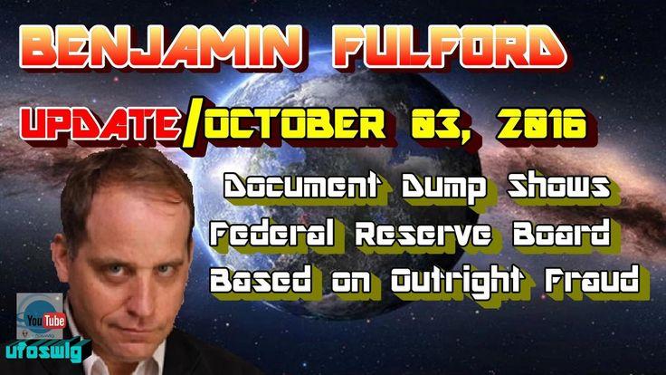 Benjamin Fulford: October 3, 2016