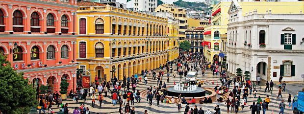 Macau Uncovered | Flight Centre