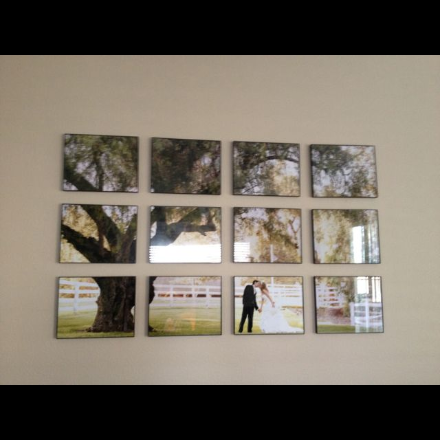 photo made into large wall decor, love this shot :) #walldecor this would be great to do with any photo