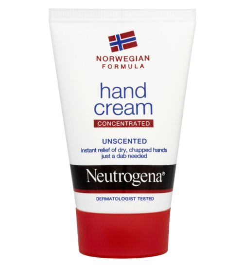 Neutrogena Norwegian Formula Concentrated Hand Cream Unscented 50ml - Boots