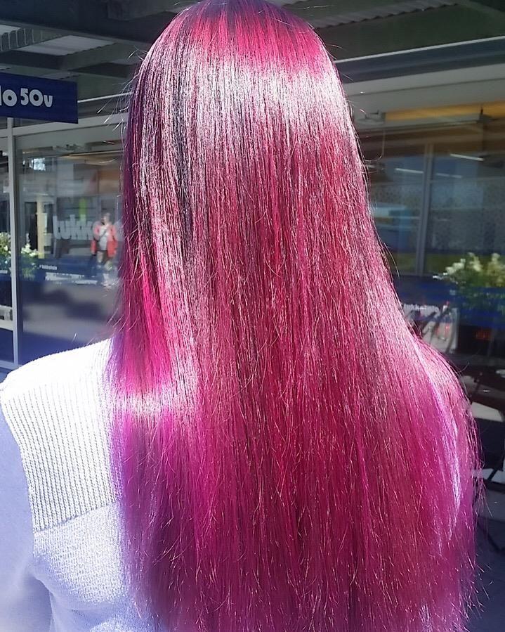 Long hair, Elumen VV@all, shine