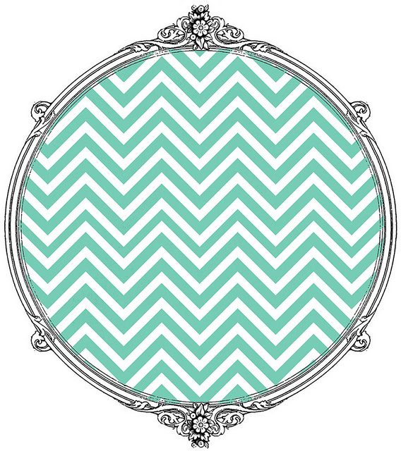 11 sample TIGHT THIN CHEVRON mel stampz by melstampz, via Flickr; free printable images for art craft or paper DIY frames with many different prints and patterns