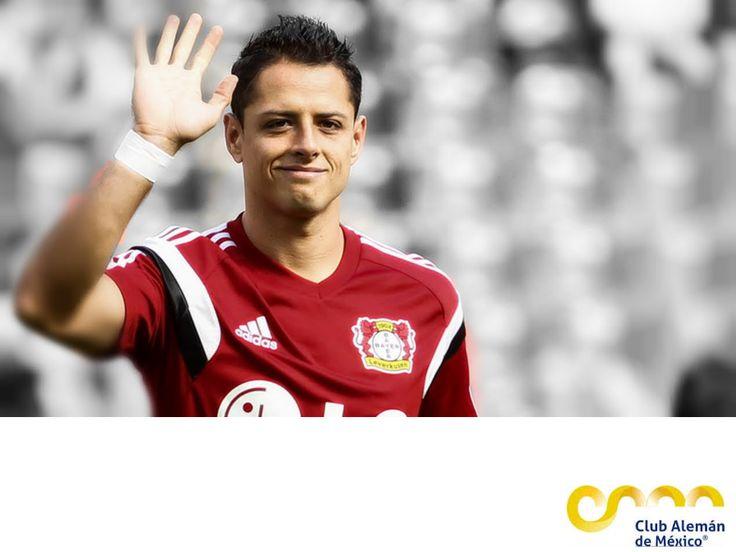 """EL MEJOR CLUB DEPORTIVO DE MÉXICO Javier Hernández, el """"Chicharito"""", es uno de los jugadores mexicanos que ha tenido más éxito jugando en el extranjero, actualmente se desempeña como delantero del equipo alemán Bayer Leverkusen. Sin embargo, también ha formado parte de los equipos Manchester United y Real Madrid, poniendo en alto el nombre de México en cada partido. En el Club Alemán de México te invitamos a practicar el futbol como un profesional.¡Ven a conocer nuestras…"""