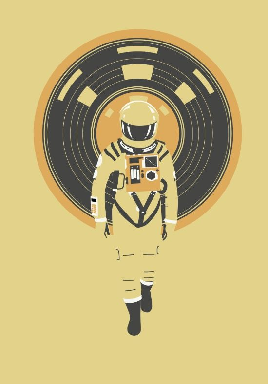DJ HAL 9000 by Robert Farkas More by the Artist Here