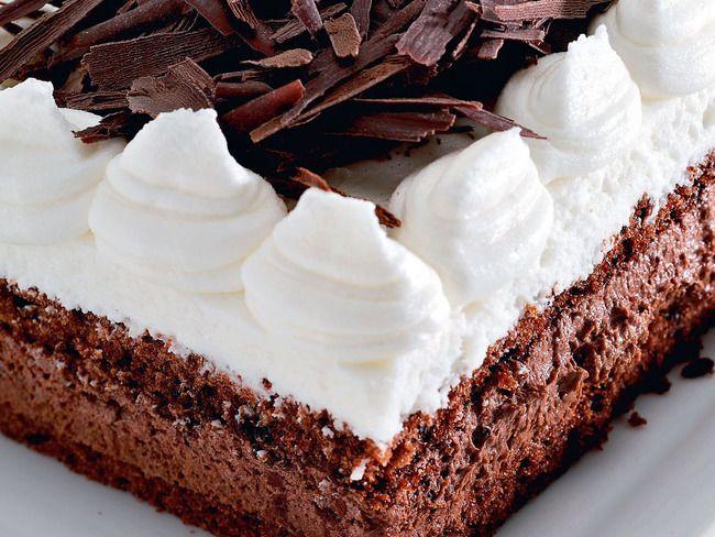 immagine della torta foresta nera