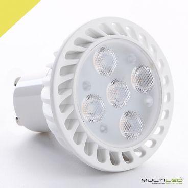 Novedad !! Nueva dicroica LED GU10 6W por solo 4,38€... No dejes pasar la ocasión !!  http://www.ledahorro.com/dicroicas-led-gu10/dicroica-led-6w-gu10-smd2835-blanco-calido