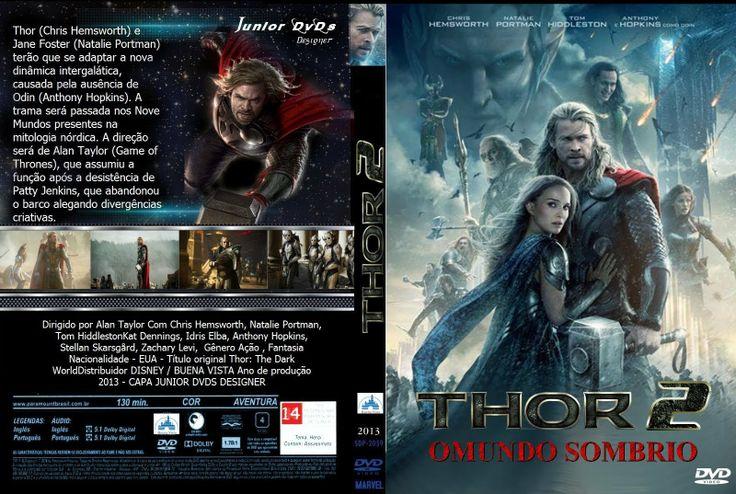 Thor 2, O Mundo Sombrio, Filme Completo, Dublado