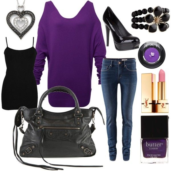 outfit for concerts/shows, created by koolerbeans.polyvore.com