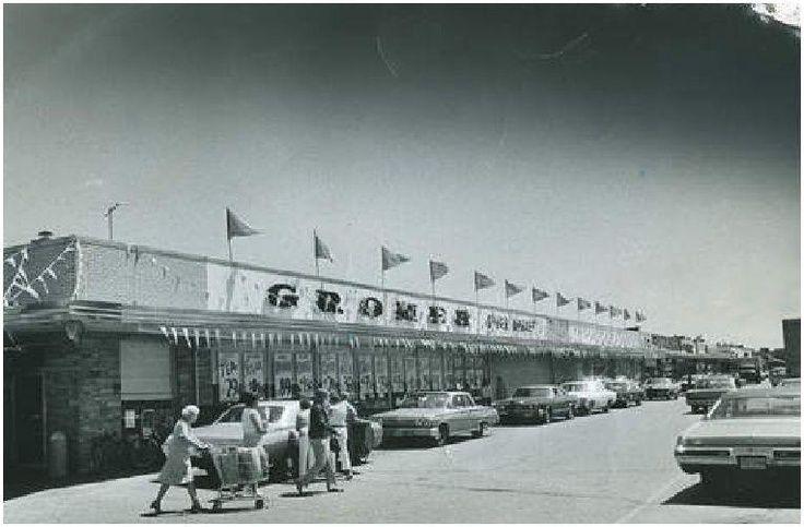 Gromers Super Market | Elgin, Illinois History | Elgin illinois, Illinois, Places