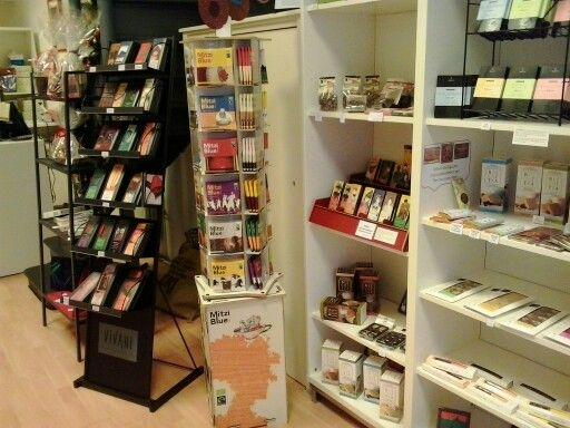 Vivini, Zotter, Coppeneur: cool chocolate makers