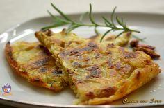 La schiacciata di patate al rosmarino è una ricetta che mi è stata data da una cara amica di famiglia; è molto gustosa e facile da preparare