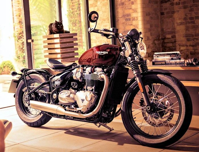 best 25 triumph bobber 2017 ideas