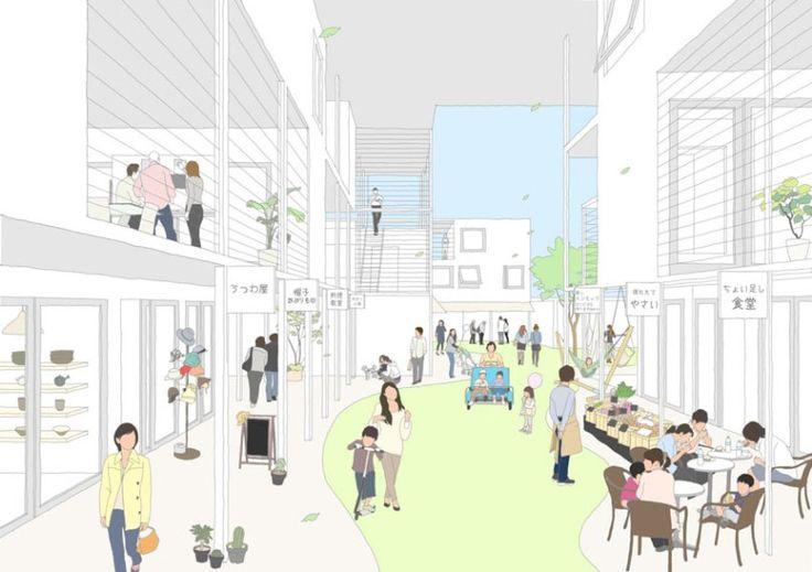 Riken Yamamoto Local Comunity