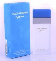 Light Blue Perfume by Dolce & Gabbana, 3.4 oz Eau de Toilette Spray for Women