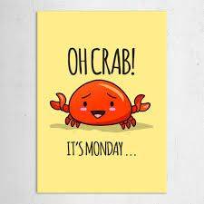 Image result for crab puns