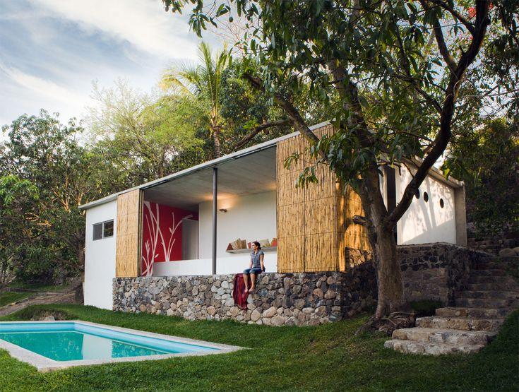 Casa morelense. Arquitectura sustentable