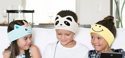 Read reviews CozyPhones Kids Headphones Volume Limited with Ultra-Thin Speakers & Super Comfortable Soft Fleece Headband - Perfect Children's Earphones for Home and Travel from people who have purchased or used before.