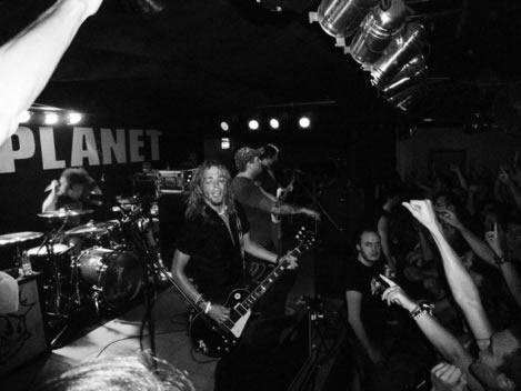 Black Stone Cherry@Rockplanet di Cervia (RA)