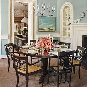 Best 25 southern style decor ideas on pinterest coffee for Southern living dining room ideas