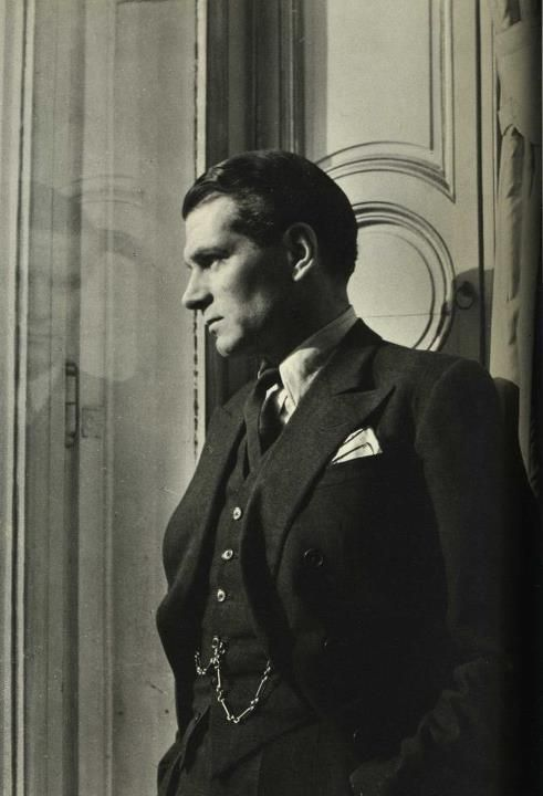 Sir Laurence Olivier, actor and legend.