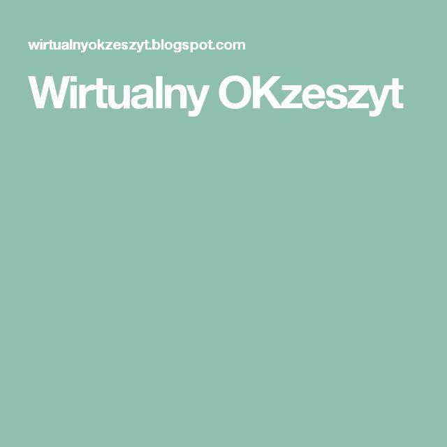 Wirtualny OKzeszyt