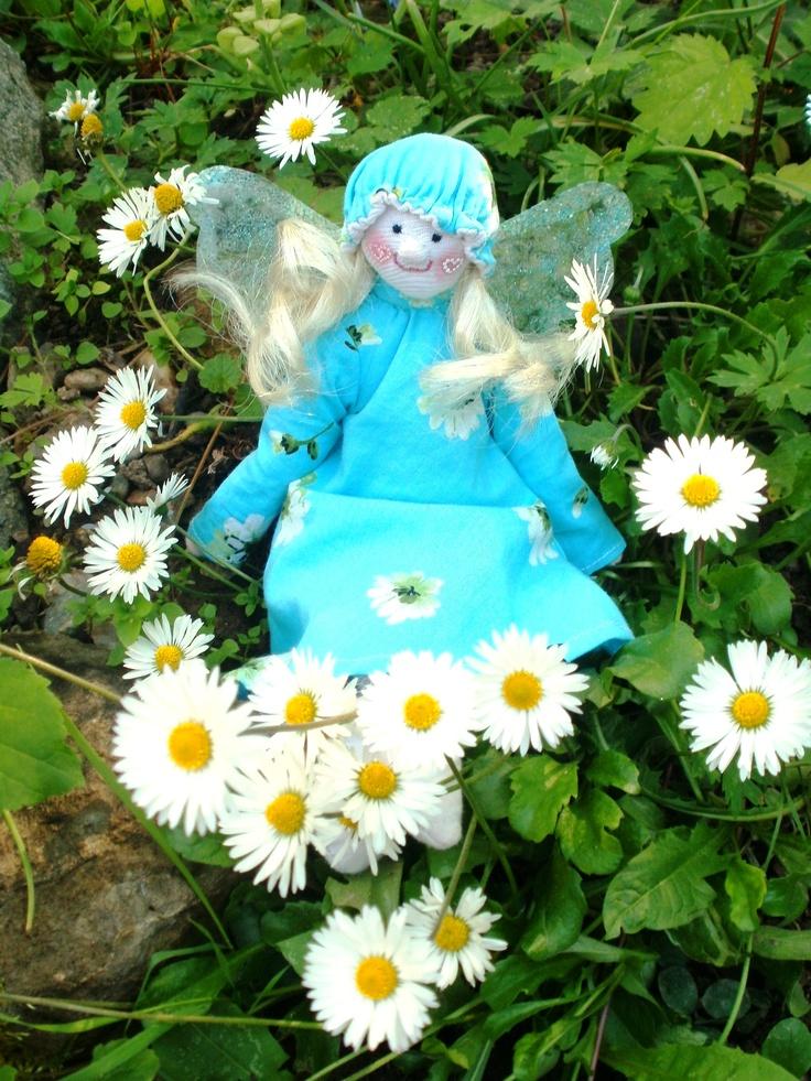 Margaret flower angel