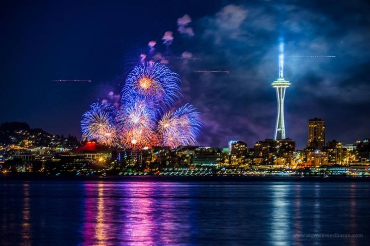 july 4th 2015 seattle