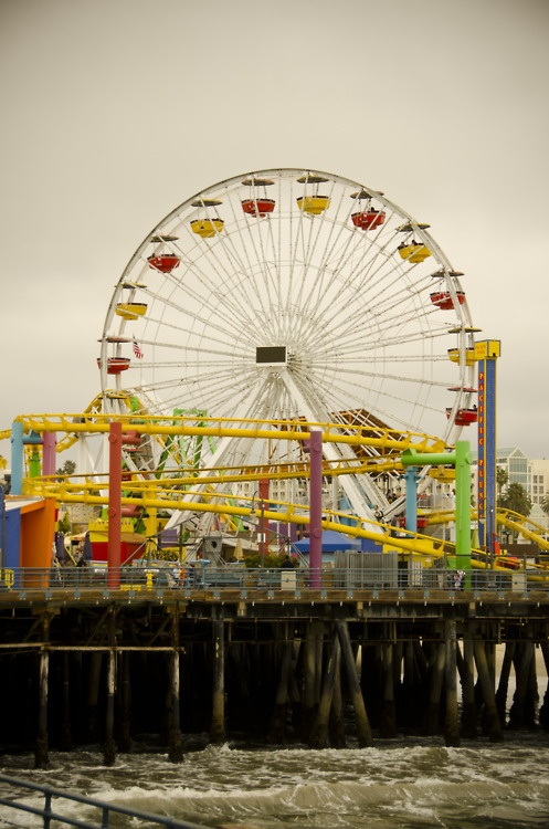 how to get to santa monica pier from hollywood