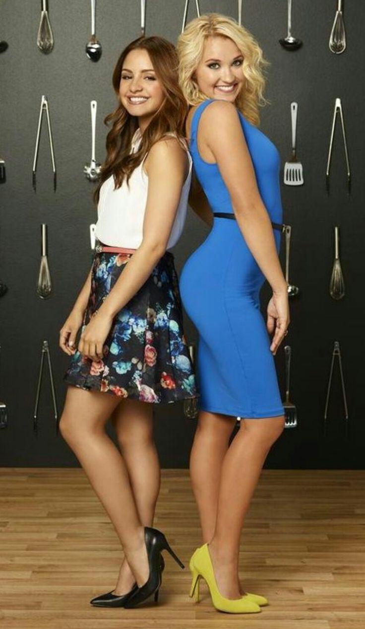 Emily osment and selena gomez