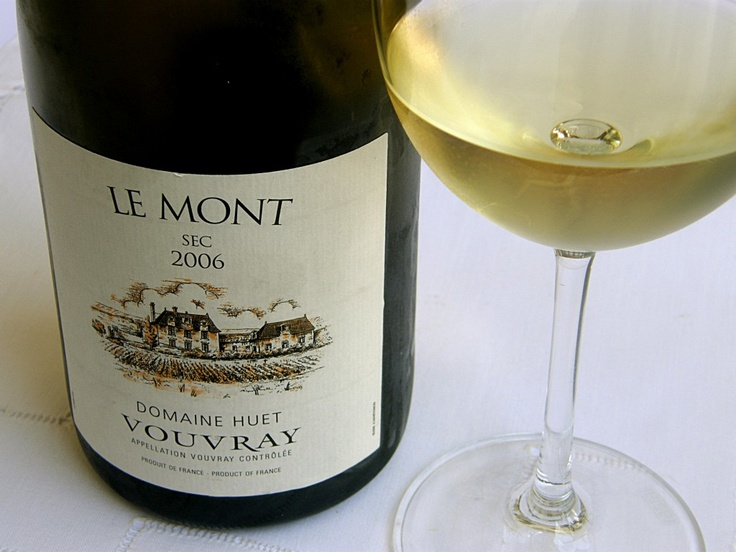 Le Mont Vouvray... one of the most delicious white wine in the whole world...