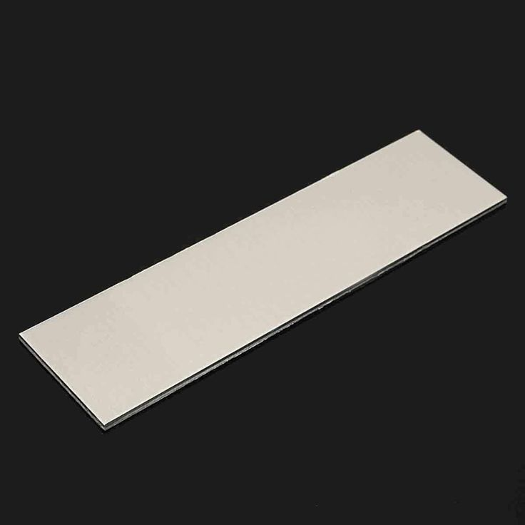 1pc 3mm Thick Flat Sheet Bar 6061 Aluminum Cut Mill Stock Plate 200x50x3mm with Wear Resistance #Affiliate