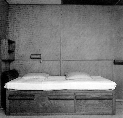 Le Corbusier's Cabanon 1952
